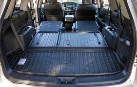 2014 Toyota Highlander Captains Chairs by 2014 Toyota Highlander Our Review Cars Com