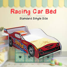 New Kids Toddler Children Single Size Car Fire Truck Ship Boat Bed ...