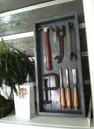 Tool Box Dresser Ideas by Vintage Tool Display Tool Shadow Box Shadow Box With Tools Art