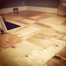 Plywood Flooring Franks Floor Covering Installing Over Concrete
