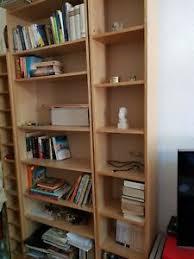 ikea regalien aus birke fürs wohnzimmer günstig kaufen ebay