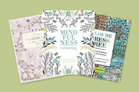 If Hot Yoga And Bubble Baths Just Arent Cutting It Anymore Zen Coloring Books Are The Latest Trend In Carefree Stress Relief Dont Believe Us