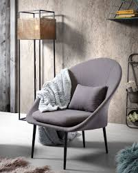 Norsdam Armchair Light Grey | Kave Home