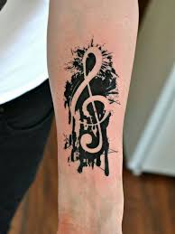 Best Music Tattoo Ideas For Arm