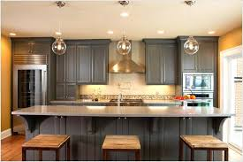 kitchen island exhaust hoods grey cabinets kitchen island oven