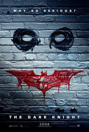 A Good Example Of Piece Graphic Design Is The Movie Poster For Feature Film Dark Knight Reasons Why I Thought This Was