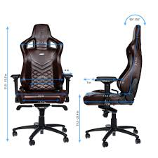 Noblechairs EPIC Series Real Leather Gaming Chair - Brown/Black Odyssey Series Executive Office Gaming Chair Lumbar And Headrest Promech Racing Speed998 Brown Cowhide Promech Bc1 Boss Thunderx3 Gear For Esports Egypt Accsories Virgin Megastore Coaster Fine Fniture Turk Cherry Vinyl At Lowescom Shop Killabee Style Flipup Arms Ergonomic Luxury Antique Effect Faux Leather Bean Bag Chairs Or Grey Ferrino Black Rapidx Touch Of Modern Noble Epic Real Blackbrown Likeregal Pc Home Use Gearbest Argos Home Mid Back Officegaming In Peterborough 3995