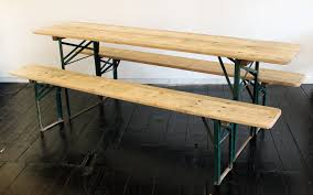 Bench Stockists by End Of Line Folding Beer Fest Table U0026 2 Benches U2013 Scp