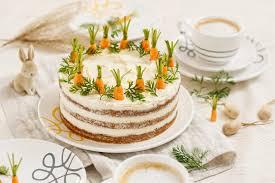 kindheitsklassiker im neuen look karottenkuchen cake