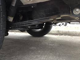 Rear Leaf Springs/overload ? - Chevrolet Colorado & GMC Canyon Forum