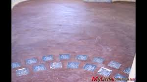 Radiant Floors For Cooling by Homemade Earthen Cob Floor Part 3 Of Radiant Heat Floor For