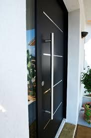 poignee pour porte d entree porte d entrée aluminium cotim 11 porte aluminium design zilten