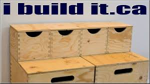 wooden toy box designs genuine woodworking projects
