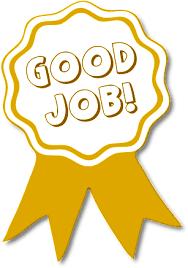 Good Job Award Clipart