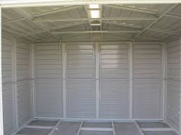 Arrow Woodridge Shed 10x12 by Discount Duramax 10 5x10 5 Woodbridge Shed With Foundation Kit