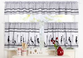 Foil Fringe Curtain Nz by Cafe Curtains At Spotlight The Unique Designs For You