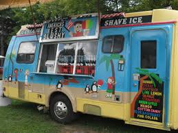 New Lil' Creamer Food Truck Serving Up Seasonal Shaved Ice | Dining ...