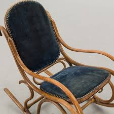 A BENTWOOD ROCKING CHAIR. - Bukowskis Midcentury Boho Chic Bentwood Bamboo Rocking Chair Thonet Prabhakarreddycom Childs Michael Model No 1 Chair For Gebrder Asian Influenced Victorian Swiss C1870 19th Century Bentwood Rocking Childs Cane Dec 06 2018 Rocker Item 214100me For Sale Antiquescom Classifieds Wonderful Century From French Loft On The Sammlung Thillmann Stock Photos Images Alamy