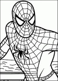 Printable Spiderman Mask Coloring Pages Gianfreda 829935