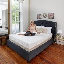 Walmart Bed In A Box by Modern Sleep Natural Sleep Eden Latex Foam 11 Inch Mattress