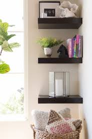 living room corner shelves style home design interior amazing