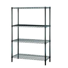 Uline Storage Cabinets Assembly Instructions by Hdx 4 Shelf 36 In W X 14 In L X 54 In H Storage Unit 31436ps