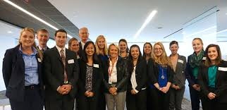 News Tour of Marriott Corporate Headquarters in Maryland The