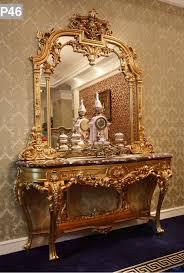 Vintage Vanity Dresser Set by Luxury French Rococo Bedroom Furniture Dresser Table U0026 Mirror