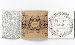 The Intricate Outlines Of Adult Colouring Books