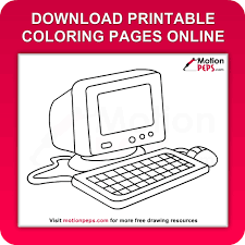 Coloring Book Games Free Download For Pc Printable Computer Pages Kids