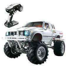 100 Rc Truck 4x4 Amazoncom BAOHT HG 110 4WD RC 3Speed RC Rock Crawler Off
