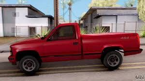 1990 Chevy 454 Ss Truck Lovely Chevrolet 454 Ss C1500 1990 For Gta ...