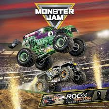 100 Biggest Monster Truck Jam Starring The Performers On Four Facebook
