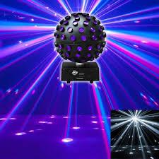 American Dj Starburst Led Sphere Multi Color Shooting Beam Dj