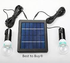 best to buy 5w solar panel diy lighting kit solar home system kit