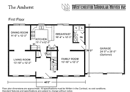 Photo Of Floor Plan For 2000 Sq Ft House Ideas by House Plans One Story 2000 Square House And Home Design