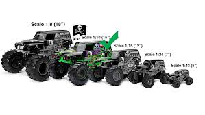 100 New Bright Rc Trucks 61030G 96V Monster Jam Grave Digger RC Car 110 Scale