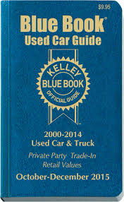 Kelley Blue Book Used Car Guide: Consumer Edition October-December ...