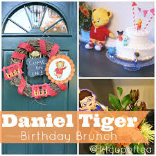 Daniel Tiger Pumpkin by A Daniel Tiger Birthday Brunch Cup Of Tea