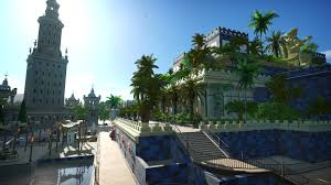 100 Images Of Hanging Gardens Of Babylon PlanetCoaster
