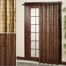 Bamboo Beaded Door Curtains Painted by Decorative Curtains In Doorways By Your Own Hands Ideas And