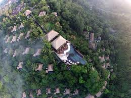 100 Hanging Gardens Of Bali Float Above The Treetops In This Infinity Pools