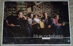 Blue October 18th Floor Balcony by Rare Blue October Memorabilia Auction To Benefit Liam U0027s Lions