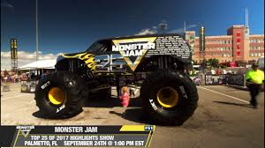 Monster Jam Top 25 Highlights From 2017 On FS1 Sep. 24 - Truck Jam Explorejeffersonpacom Monster Truck Show Set For Today At Jam Ppg Paints Arena Instigator Xtreme Sports Inc Is Headed To Rogers Centre Xdp Photos Pladelphia 2018 Top 25 Hlights From 2017 On Fs1 Sep 24 Aftburner Flies High In Us Air Force Article Display Backdraft Hot Wheels 2 Pack Assorted Big W 2019 Season Kickoff Sept 18 Shows