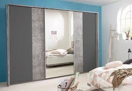 rauch blue schwebetürenschrank siegen mit spiegel kaufen otto