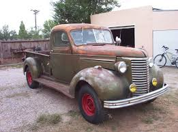 1939 Chevy Pickup, Rat Rod, Hot Rod, Barn Find, Patina, All Original ...