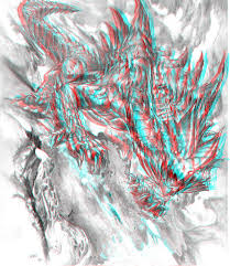 3D Effect with Anaglyph