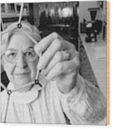 Stephanie Kwolek Wood Print