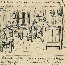vincent s bedroom by vincent gogh reproductions