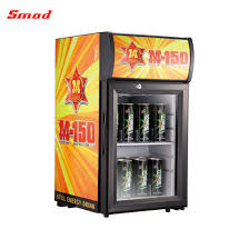 Custom Beer Small Size Mini Fridge Energy Drink Display